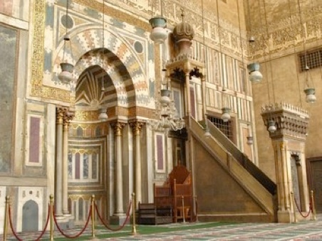 cosmic doorways enter the cosmos the mihrab and the minbar